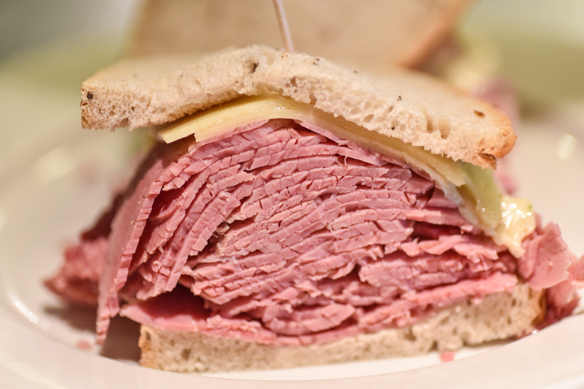 Brooklyns Best Corned Beef Sandwich | Potomac Maryland